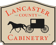 Lancaster County Cabinetry cabinet shop logo